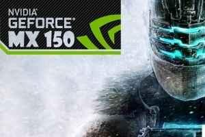 Geforce mx150 graphics