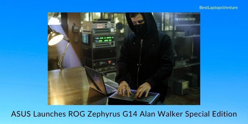 ASUS ROG Zephyrus G14 Alan Walker Special Edition
