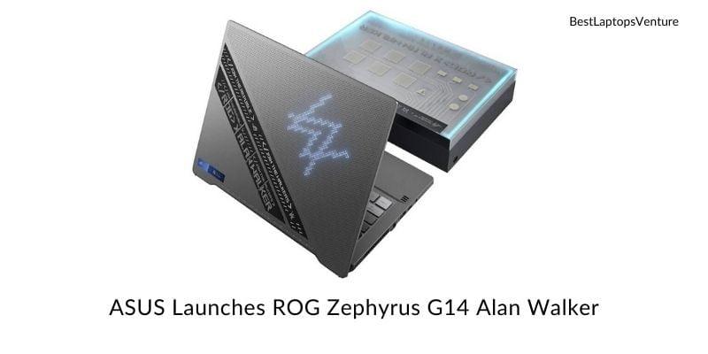 ASUS Launches ROG Zephyrus G14 Alan Walker
